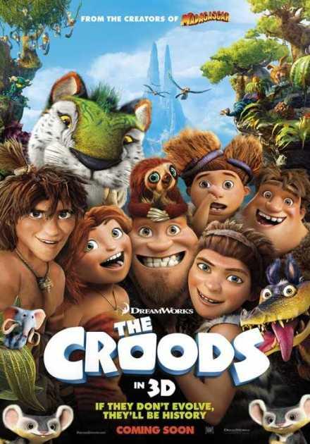 فيلم The Croods 2013 مترجم
