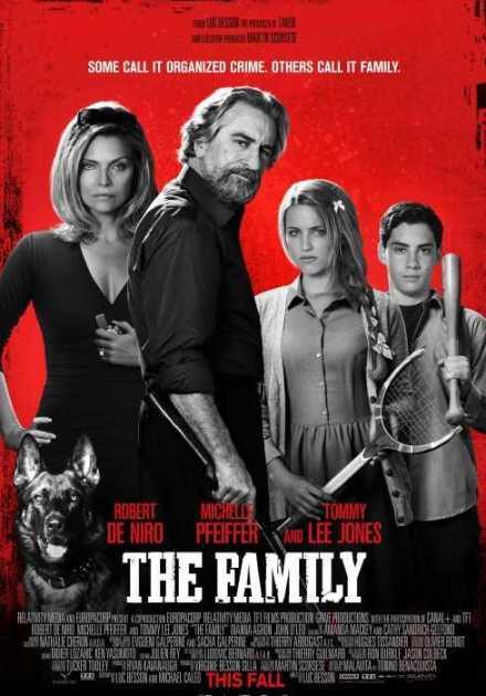 فيلم The Family 2013 مترجم