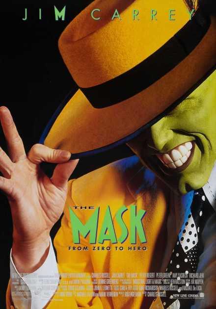 فيلم The Mask 1994 مترجم