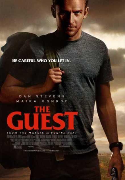 فيلم The Guest 2014 مترجم