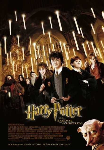 فيلم Harry Potter and the Chamber of Secrets 2002 مترجم