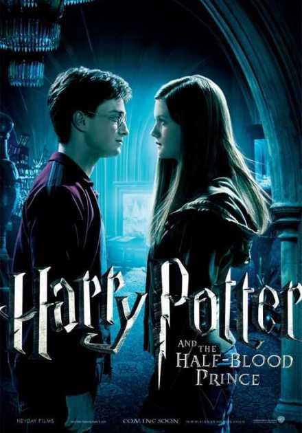 فيلم Harry Potter and the Half Blood Prince 2009 مترجم