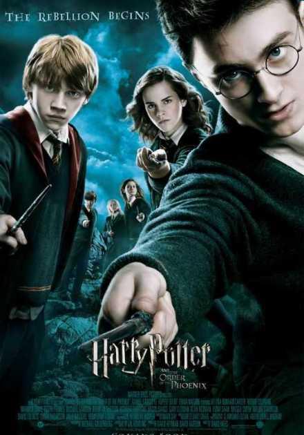 فيلم Harry Potter and the Order of the Phoenix 2007 مترجم