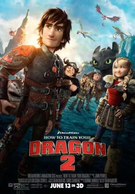 فيلم How to Train Your Dragon 2 2010 مترجم