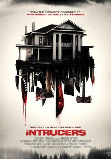 فيلم Intruders 2015 مترجم