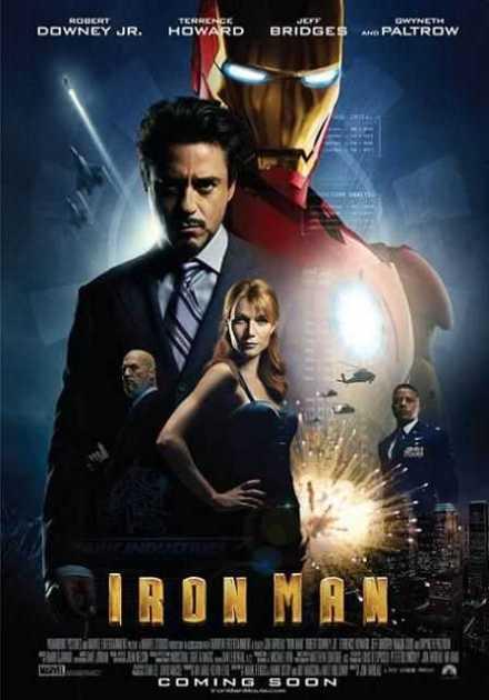فيلم Iron Man 2008 مترجم