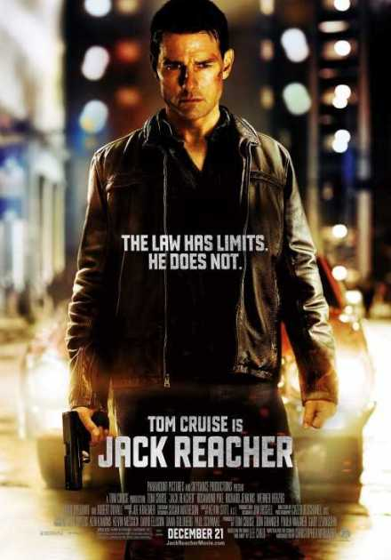 فيلم Jack Reacher 2012 مترجم