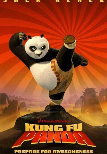 فيلم Kung Fu Panda 2008 مترجم