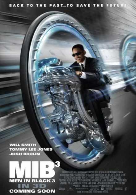 فيلم Men In Black III 2012 مترجم