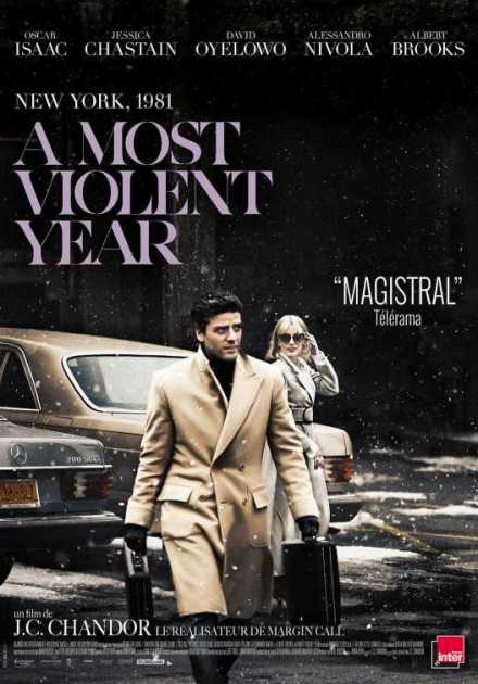 فيلم A Most Violent Year 2014 مترجم