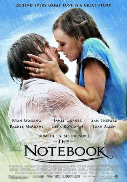 فيلم The Notebook 2004 مترجم