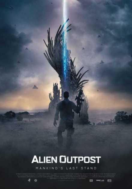 فيلم Alien Outpost 2014 مترجم