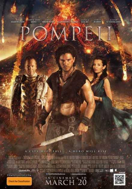 فيلم Pompeii 2014 مترجم