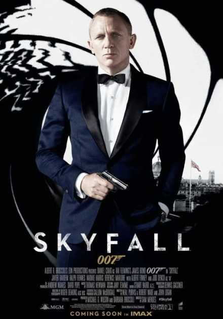 فيلم Skyfall 2012 مترجم