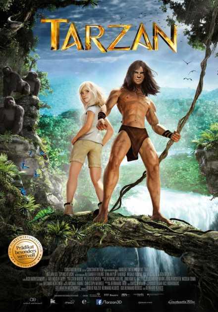 فيلم Tarzan 2013 مترجم