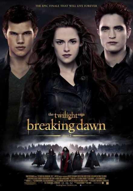 فيلم The Twilight Saga: Breaking Dawn – Part 2 2012 مترجم