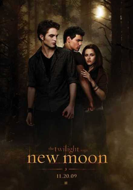 فيلم The Twilight Saga: New Moon 2009 مترجم