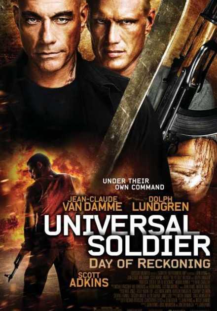 فيلم Universal Soldier Day of Reckoning 2012 مترجم