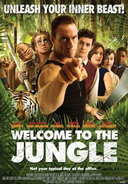 فيلم Welcome to the Jungle 2013 مترجم