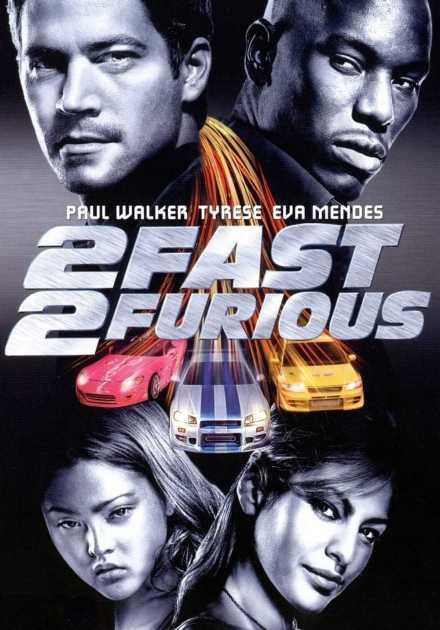 فيلم Fast 2 Furious 2003 مترجم