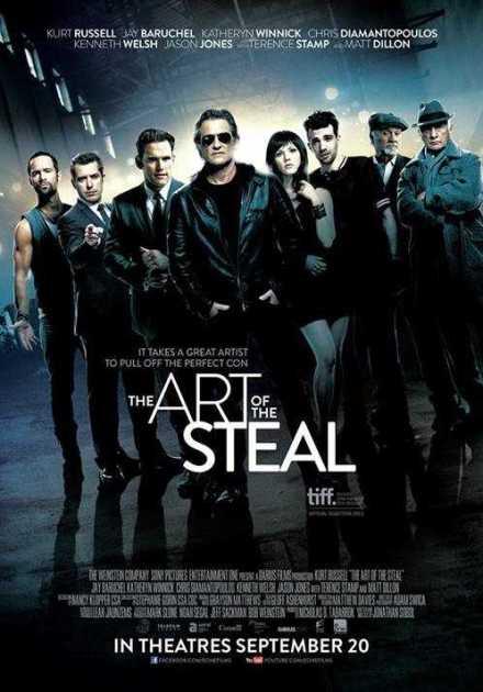 فيلم The Art of the Steal 2013 مترجم