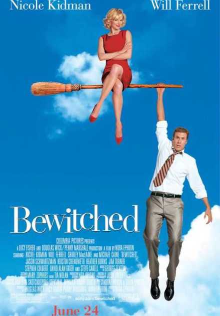 فيلم Bewitched 2005 مترجم