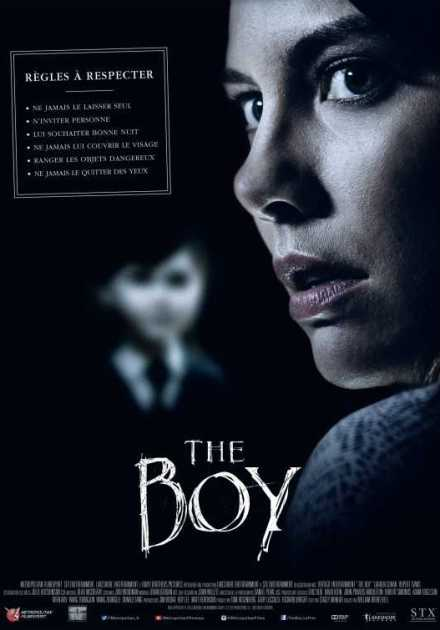 فيلم The Boy 2016 مترجم