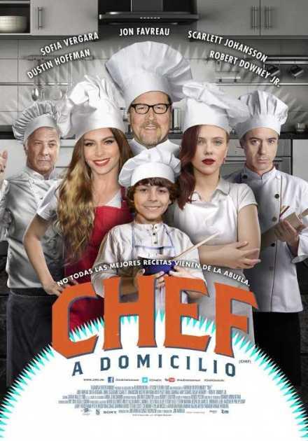فيلم Chef 2014 مترجم