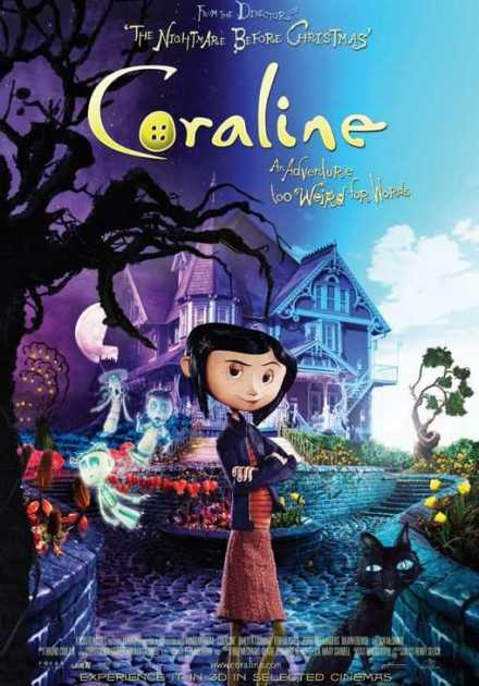 فيلم Coraline 2009 مترجم