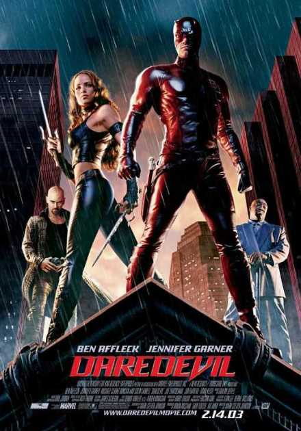 فيلم Daredevil 2003 مترجم