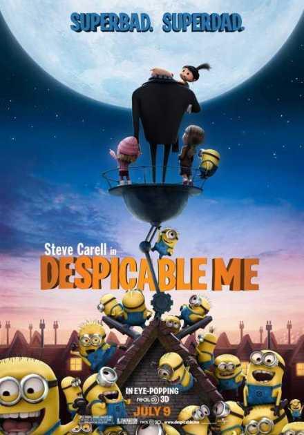 فيلم Despicable Me 2010 مترجم