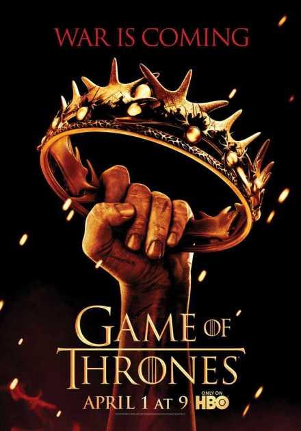 مسلسل Game of Thrones الموسم الثاني