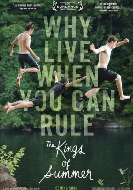 فيلم The Kings of Summer 2013 مترجم