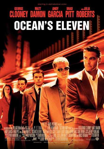 فيلم Ocean's Eleven 2001 مترجم