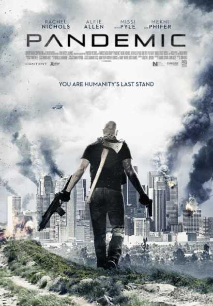 فيلم Pandemic 2016 مترجم