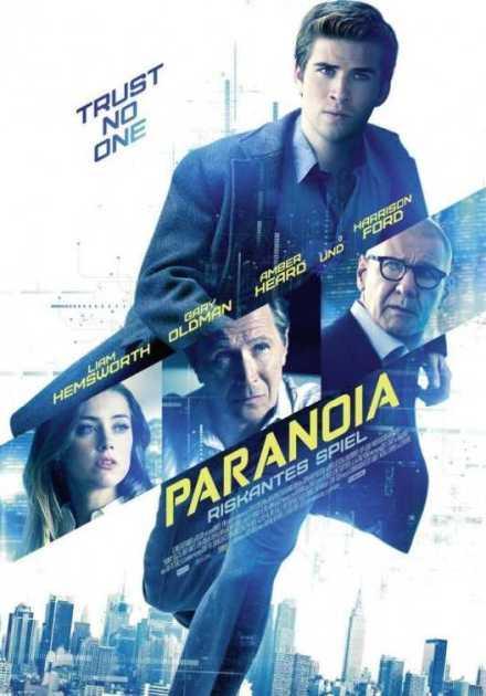 فيلم Paranoia 2013 مترجم