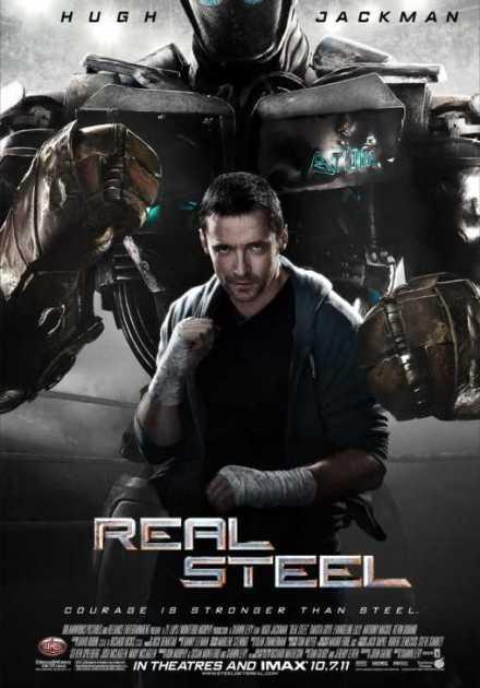 فيلم Real Steel 2011 مترجم
