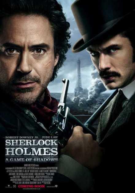 فيلم Sherlock Holmes A Game Of Shadows 2011 مترجم