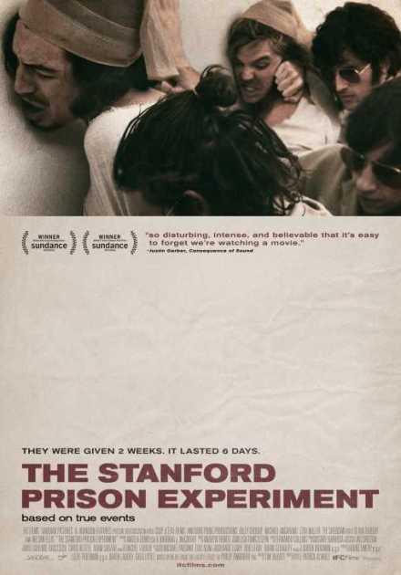 فيلم The Stanford Prison Experiment 2015 مترجم