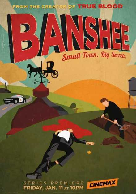 مسلسل Banshee