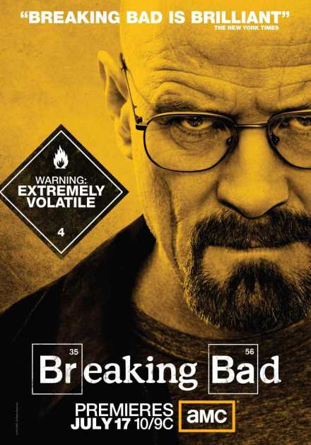 مسلسل Breaking Bad