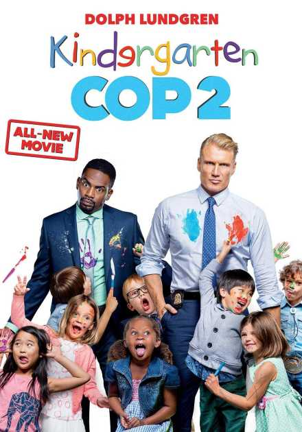 فيلم Kindergarten Cop 2 2016 مترجم