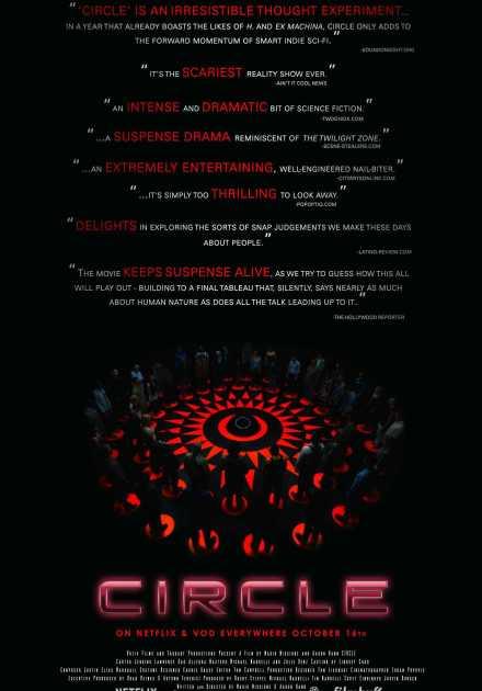 فيلم Circle 2015 مترجم