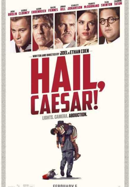 فيلم Hail, Caesar! 2016 مترجم