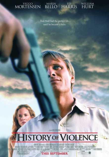 فيلم A History of Violence 2005 مترجم