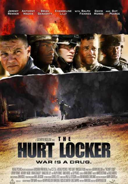فيلم The Hurt Locker 2008 مترجم