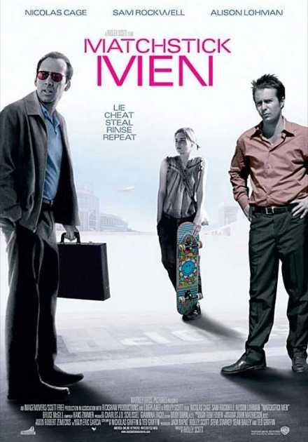 فيلم Matchstick Men 2003 مترجم
