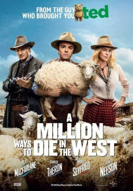 فيلم A Million Ways to Die in the West 2014 مترجم