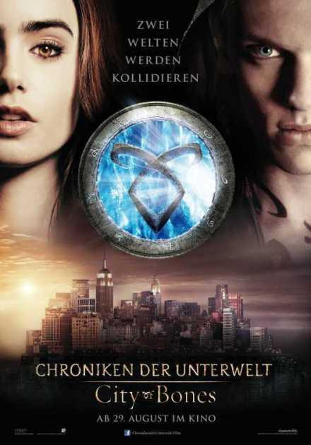 فيلم The Mortal Instruments City of Bones 2013 مترجم
