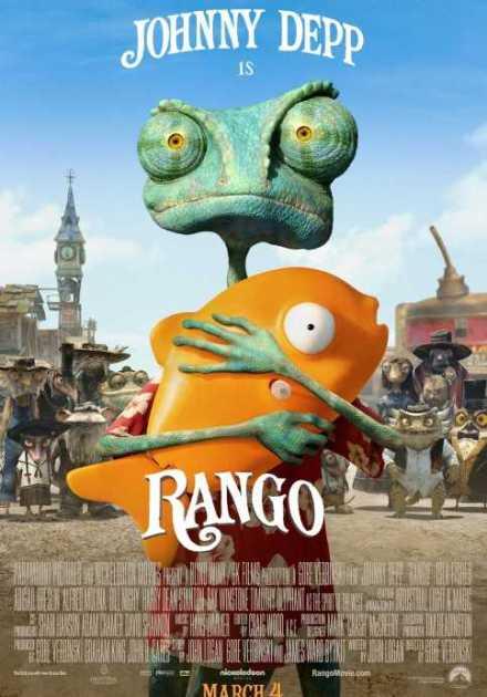 فيلم Rango 2011 مترجم